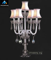 crystal cheap table lamp on sale