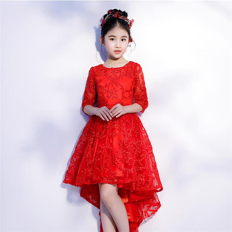 3d3597d662c20e2 SD-609G Aliexpress индийские нарядные платья для девочек Детские платья  конструкции новая модель девушка платье