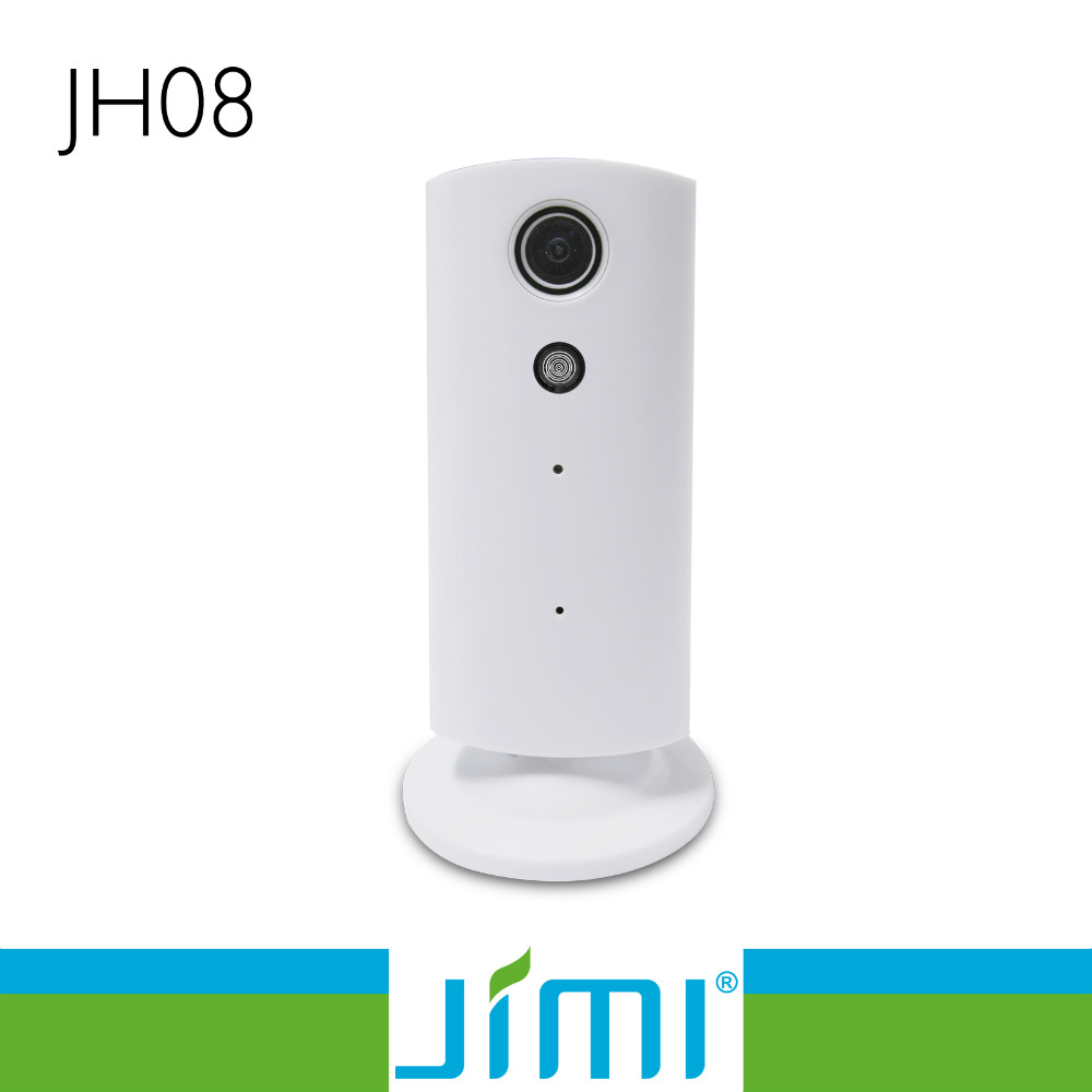 JH08 JIMI night vision camera with HD720P high resolution two way audio