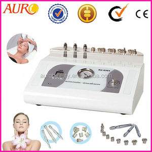 Micro-crystal dermabrasion Spray keep the facial moisture Machine Au-8304
