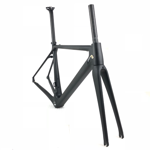 FM069 From HongFu Bikes,Chinese Road Frame Carbon Super Light weight 780-920g,Carbon Road Bike Frame