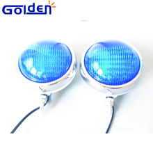 Emergency Led blue front Motorcycle Warning Strobe Lights