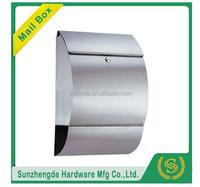 BB SMB-013SS cast aluminum mailbox post