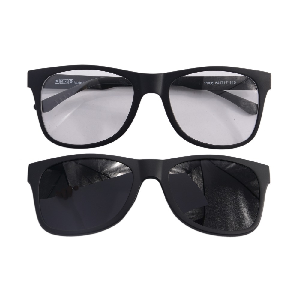 glasses with magnetic clip on sunglasses myopia driving
