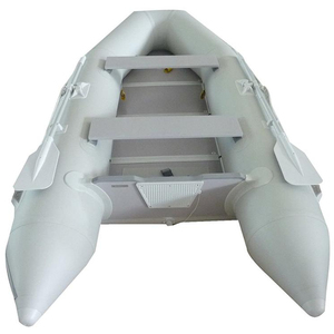 CE Inflatable PVC boat/inflatable rowing canoe/Rescue boat