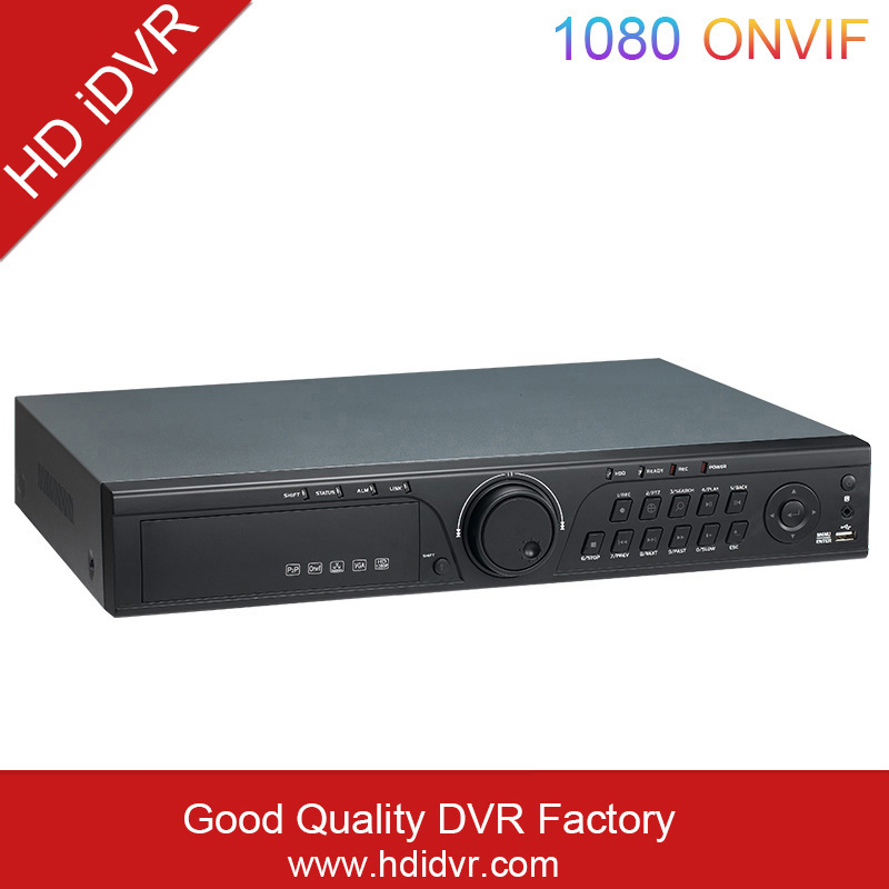 720P/960H HD Receiver 24ch Cloud AHD DVR SA-5216HD