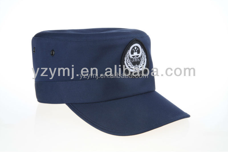 flat royal navy sergeant baseball cap