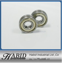 China factory price list 608zz miniature ball bearing for roller skate