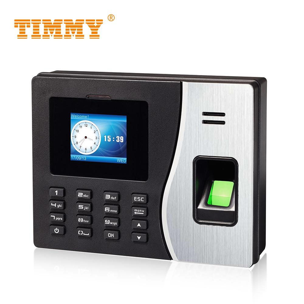 TIMMY Cloud Software Fingerprint Access Control GPRS Employee Biometric Time Attendance SDK