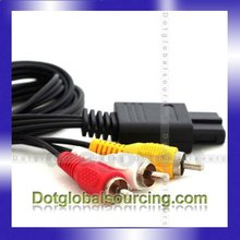 Wholesale AV Cable For Snes For Nintendo N64 Gamecube TV Game System