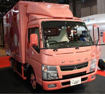 Mitsubishi Fuso Mini Van Cargo Truck Made In Japan - Buy Small Cargo  Trucks,Mini Box Van Truck,Japan Truck Product on Alibaba com