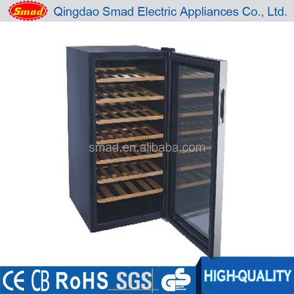 wine cooler refrigerator for sale compressor wine cabinet showcase