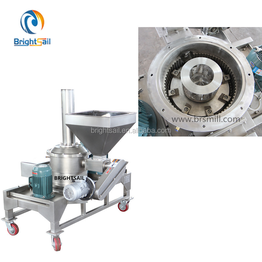 China herb powder universal pulverizer/milling /grinder machine air classifier mill for sale