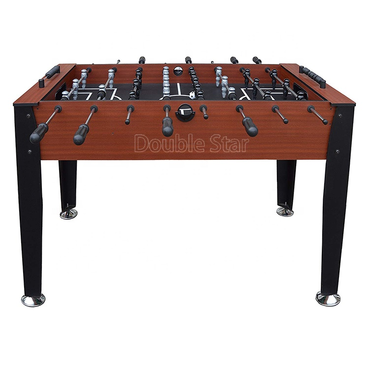 "Good Quality Indoor 54"" Table Football Sport Game Machine Foosball Soccer Table Game For Teenager"