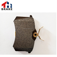 chinese brake pads and rotor worn change parts