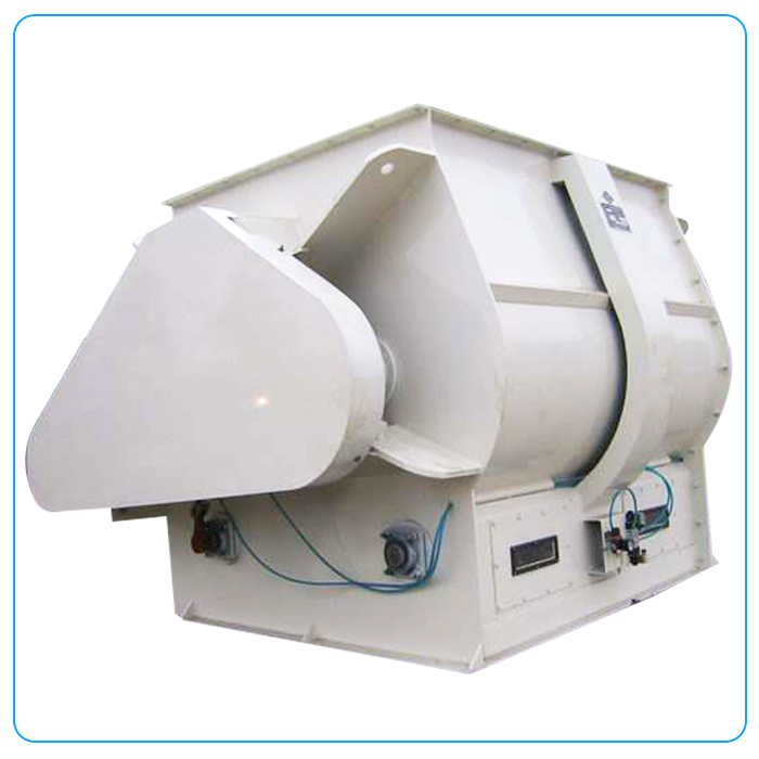 Weightlessness concrete paddle mixer for sale