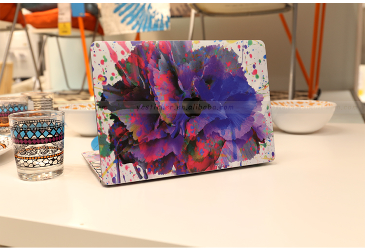 Manufacturer Wholesale Pro 13 inch Decals Laptop Full Body Sticker for MacBook Skin