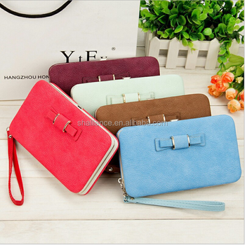 Women clutch purse new fashion wallet purse wholesale Chinese purse ladies  wallet ladies pars hand set e51209c418990