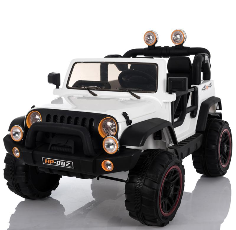 The Jeep We Purchased: 2017 El Más Nuevo 12 V Paseo En Coche Eléctrico Jeep Para