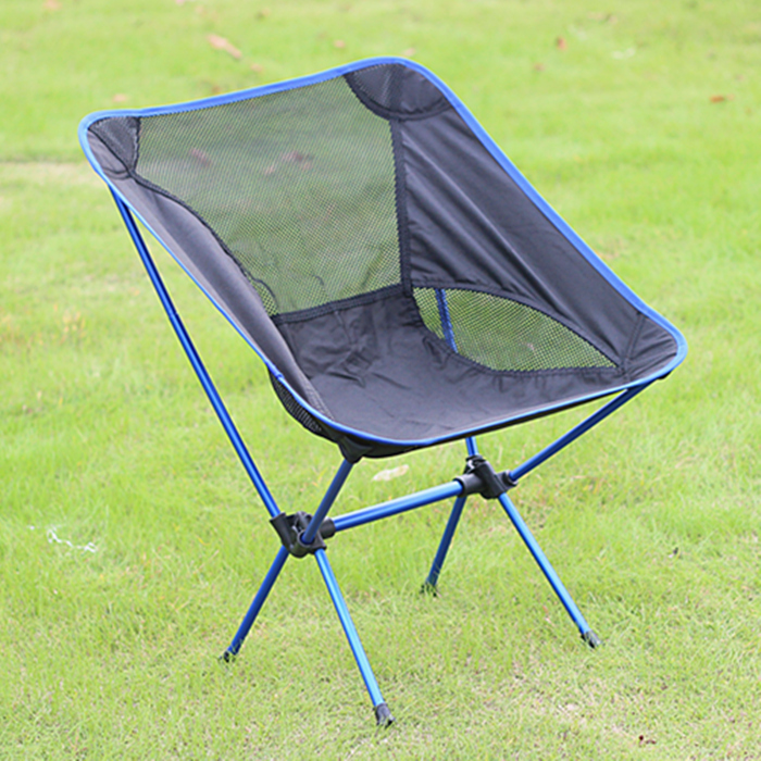 Aluminum Alloy Outdoor Camping Beach Hiking Camp Chair