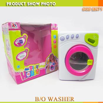 washing machine plays music