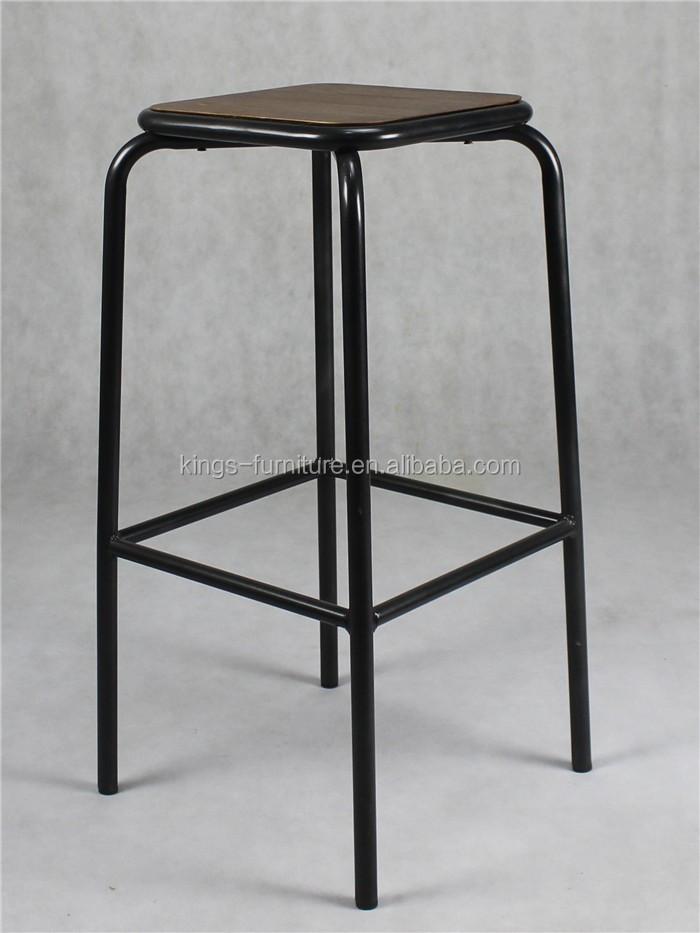 metal leg commercial furniture industrial vintage bar