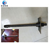 2.7kg/m high strength Mine roof support self-drilling rock anchor bolt from china sales