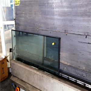 Ultra Clear/Tinted/Reflective/Tempered/Laminated/Argon/Low-E Insulated Glass Block Tempered