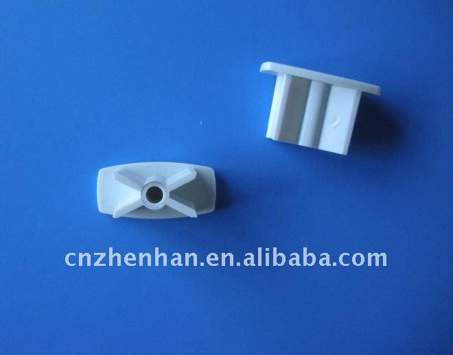 Plastic End Cap For Bottom Rail Roller Shutter Tube