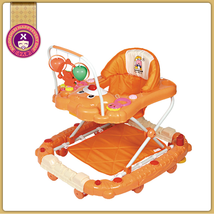 Bear Play Toy Music And Lights Reviews Safe Baby Walker Rocker