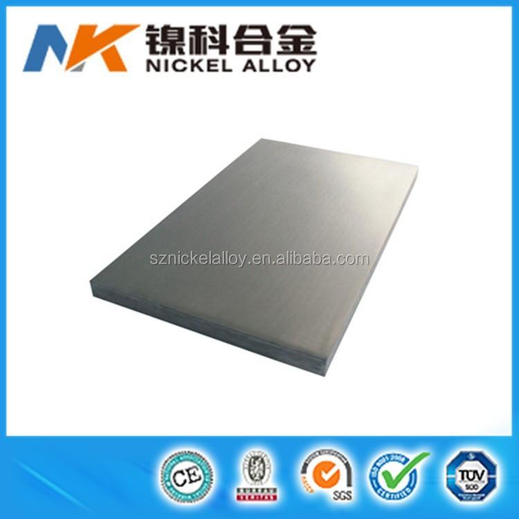 Astm B162 N4 N6 Nickel Plate Price