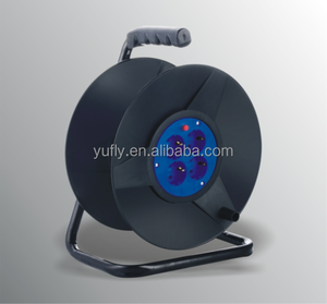 small industrial extension retractable cable reel