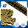 O-Ring and X-ring Motorcycle Chain Gold Plated 428 520 530