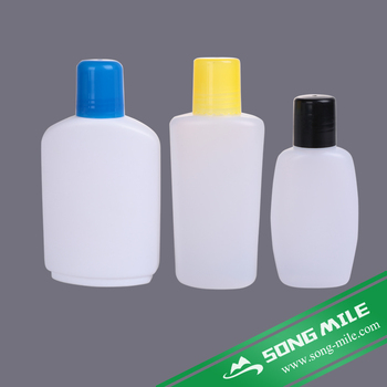 6oz,10oz,17oz HDPE body care bottle 80ML,150ML,180ML,200ML