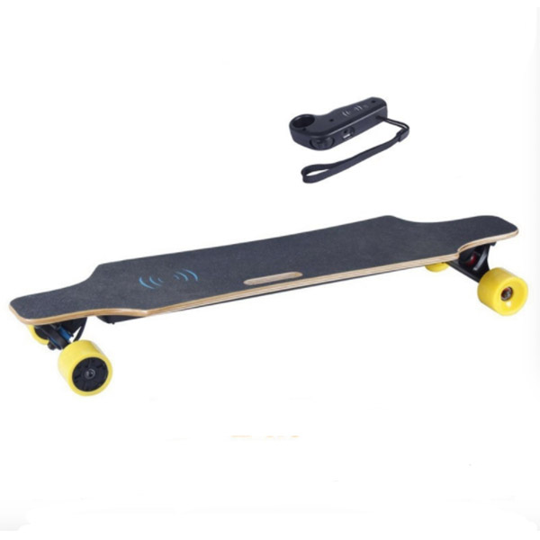 CE approved dual motor wireless remote OEM electric skateboard 2000 w off road