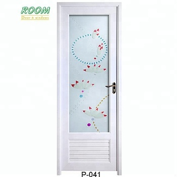 China Manufacturer Hot Sell Pvc Profile Door Buy Pvc Profile Door