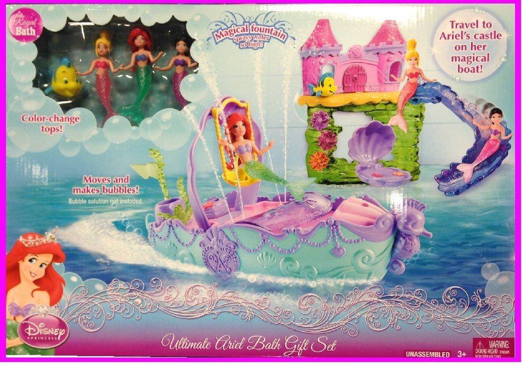 Ultimate Ariel Bath Gift Set By