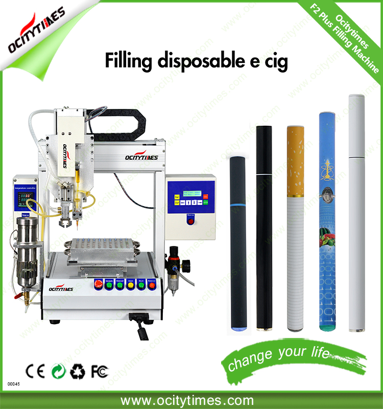 Ocitytimes-F2 Plus best selling products cigarette manufacturing machine