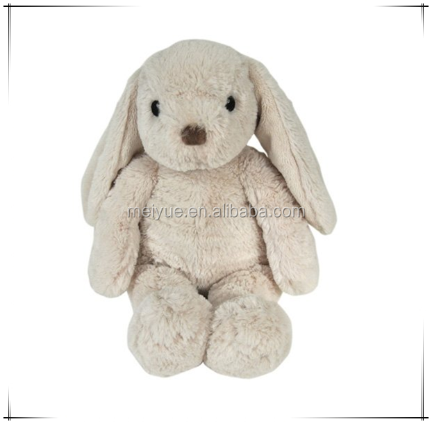 Wholesale Baby Gift Lovely White Peluche Holland Lop Rabbit