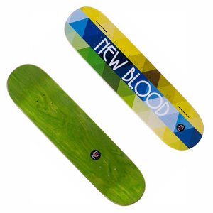Factory Wholesale Canadian Maple Blank Skateboard Decks OEM Standard Customized Graphic Printed Skate Board Decks