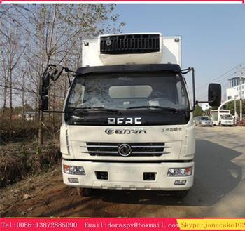 1c84940ca5 Dongfeng 8 Ton Refrigerated Cold Storage Truck - Buy Cold Storage ...