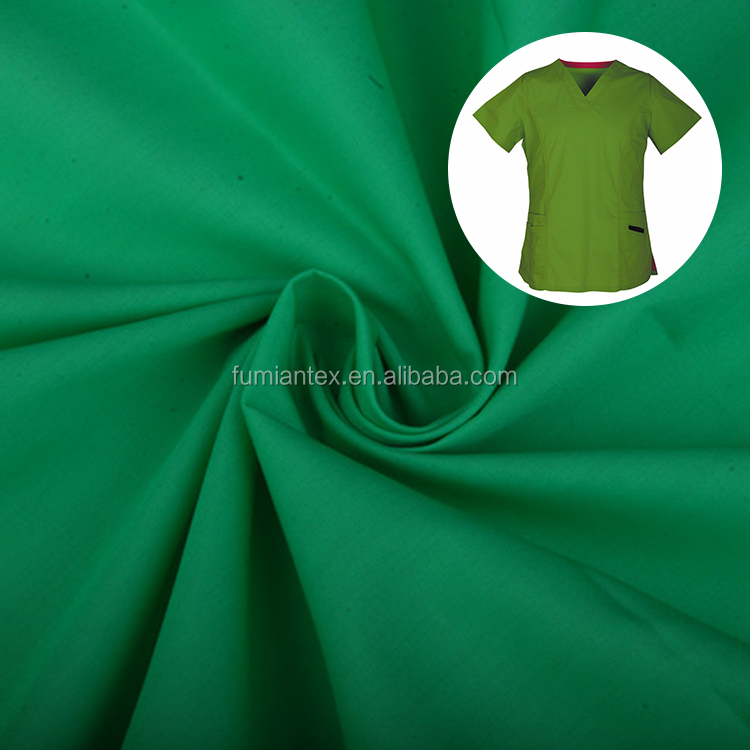 Best Quality Wholesale Poly Cotton 65/35 Poplin Pocketing Fabric