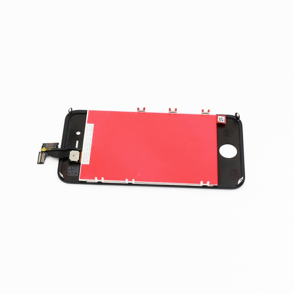 Low price lcd and touch for iphone 4s parts screen replacement with digitizer without color door