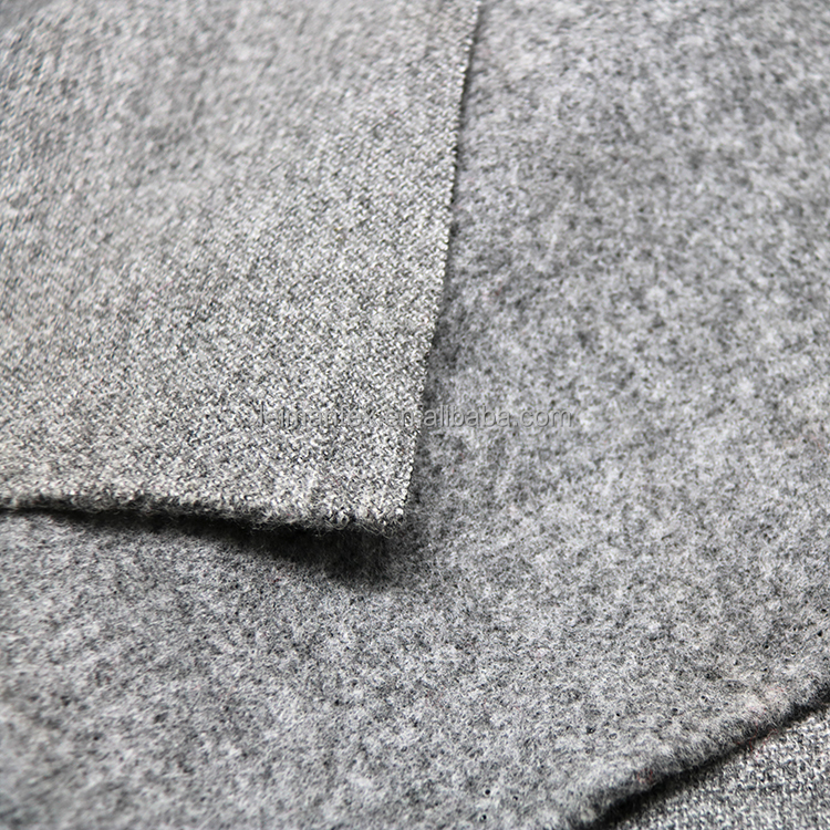 2017 New normal mohair winter wool fabric