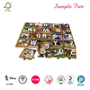 25 Pieces Large Alphabet Puzzle with Animal