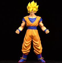 Beroemde anime action figure model levensgrote japanse <span class=keywords><strong>dragon</strong></span> <span class=keywords><strong>ball</strong></span> standbeeld