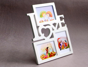 wooden picture frame moulding,love wooden photo frame