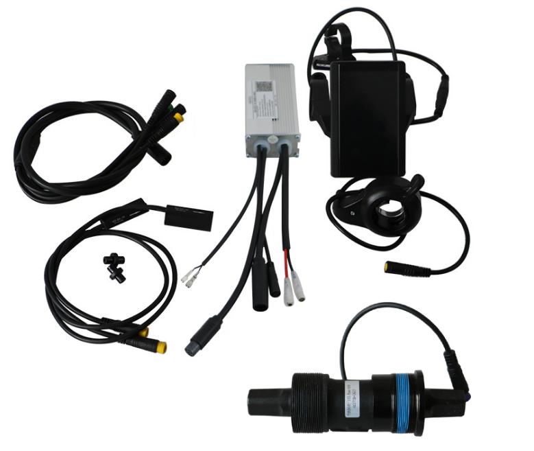 36V 350W electric bike controller kit e bicycle spare parts ebike conversion with torque sensor 850C LCD display
