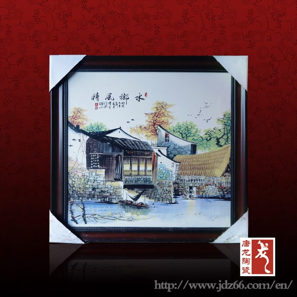 Handmade oil painting design wall decoration drawing