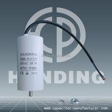 ac motor UL capacitor
